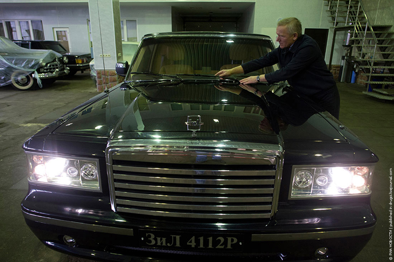 zil 4112r  u2013 la futura limousine di putin   u00ab sito di eugi gufo